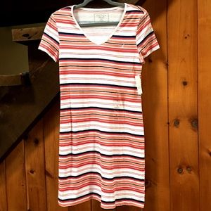 NWT - Nautical Summer Night Shirt